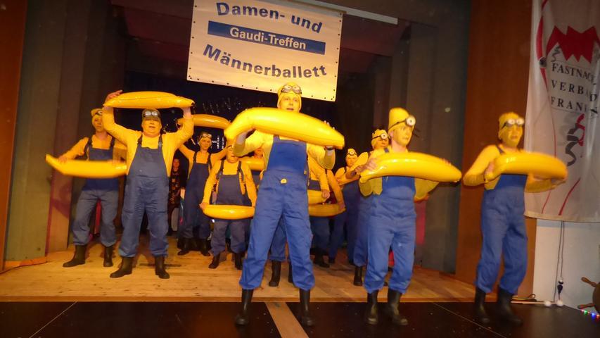Prunksitzung Faschingskomitee Kühlenfels