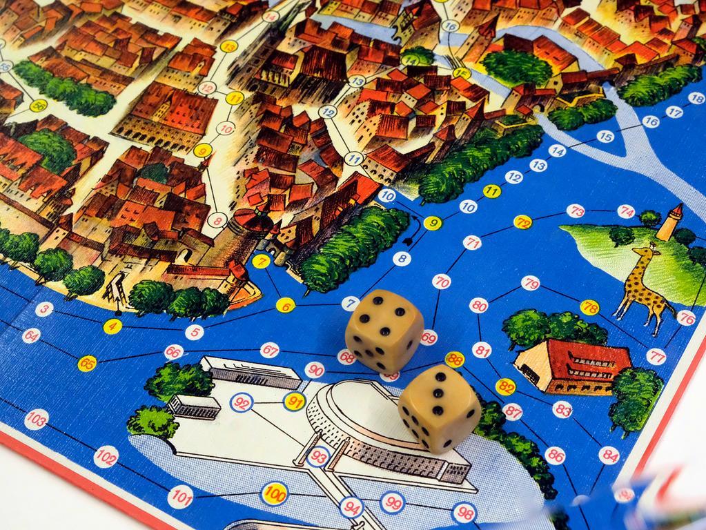 Lokales..Foto: Guenter Distler..Motiv: Das Archiv der Firma Spear geht an das Deutschen Spielearchiv; Egidenplatz 23; 02.02.18