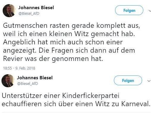 Johannes Biesel AfD
