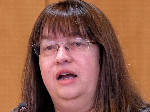 Anja Prölß-Kammerer, Chefin der Rathaus-SPD, kann nur noch von einem