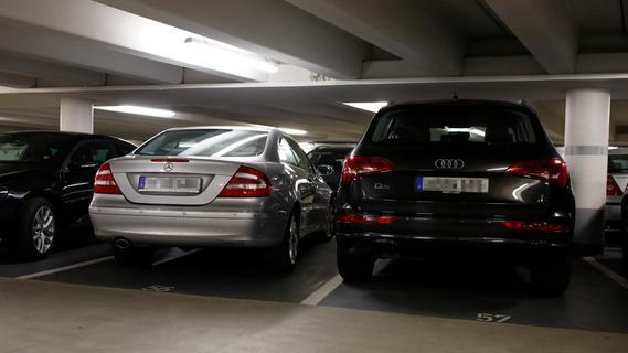 Höhere Parkgebühren für die dicken Autos auch in Nürnberg?