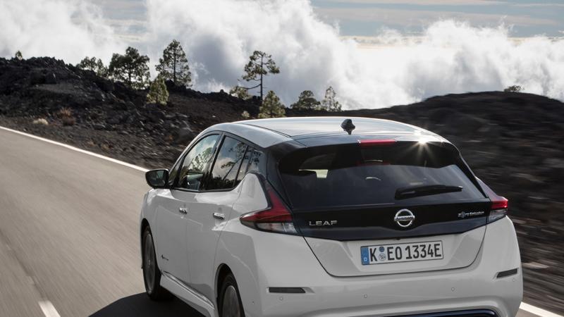 Nissan Leaf II: Elektromobilität wird alltagstauglich