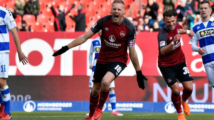 Club ballert sich gegen Duisburg an die Spitze: Bewerten Sie die Profis