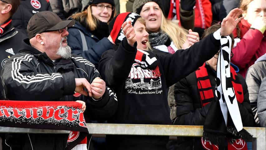 Der 1. FC Nürnberg ist auf Aufstiegskurs! Noch elf Spiele sind in dieser Zweitliga-Saison zu absolvieren, die Hoffnung auf den achten Bundesliga-Aufstieg der Vereinsgeschichte lebt.
