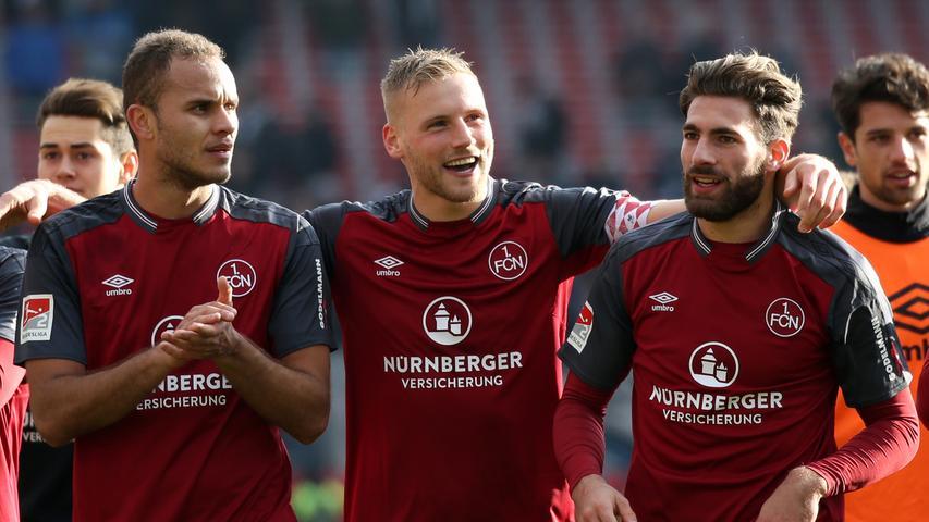 Die nächsten Aufgaben des FCN: Am kommenden Sonntag muss der Club nach Bochum, die Woche drauf steigt schon das 264. Frankenderby.