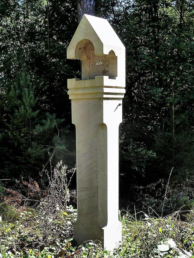 Der Maulaufreißer erinnert an die Ermordung zweier Patriziersöhne durch italienische Soldaten.