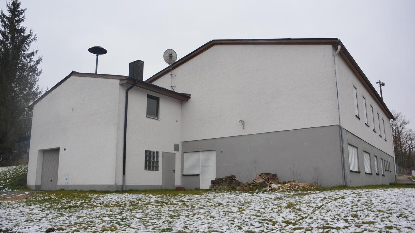 Die SpVgg/DJK Heroldsbach/Thurn will ihr Sportheim aus dem Jahr 1968 sanieren.