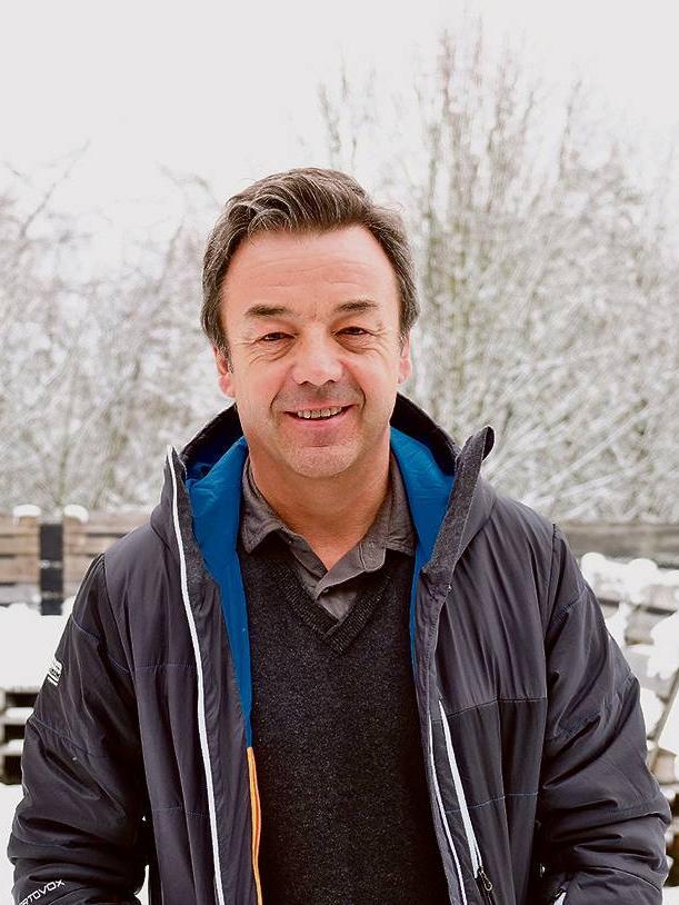 Professor Ralf Roth von der Deutschen Sporthochschule in Köln.