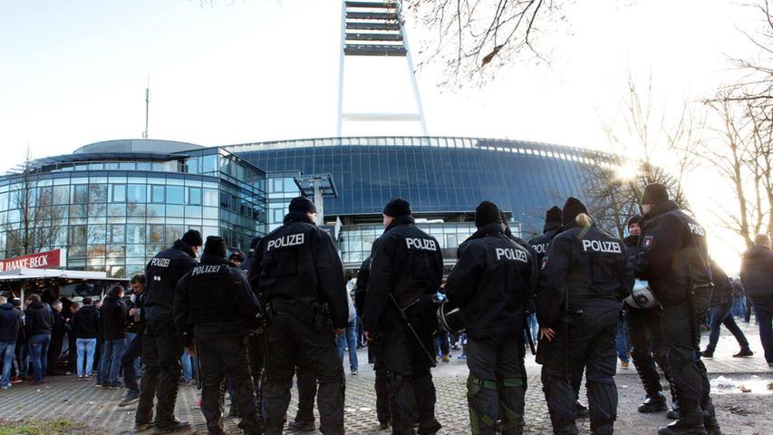 DFL soll für Risikospiele zahlen: Ein Urteil, das dem Sport hilft