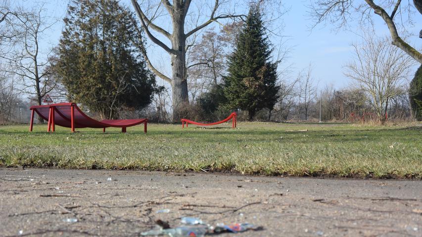 Ideen und Erinnerungen: die Wöhrmühlinsel in Erlangen