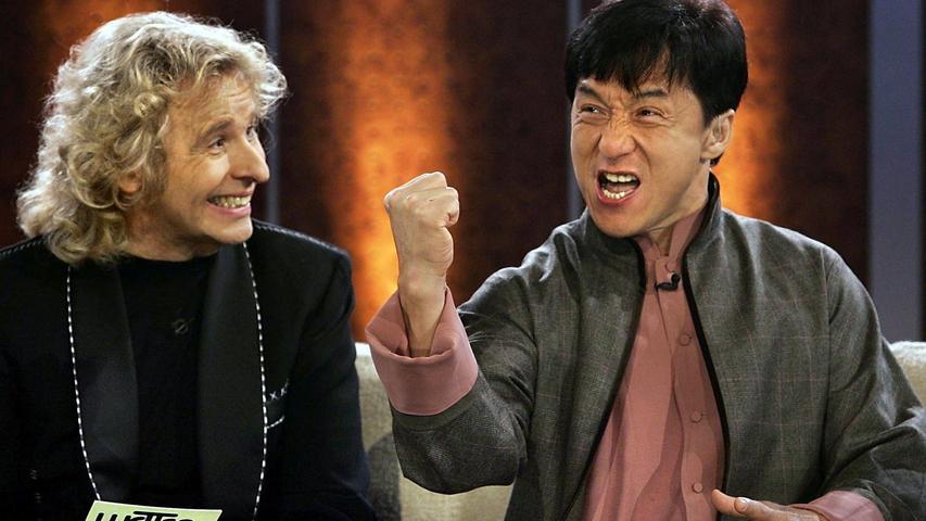 Das erste Mal holt Gottschalk die Sendung am 11. Dezember 2004 nach Nürnberg. Damals standen auf der Gästeliste unter anderem der US-Schauspieler Jackie Chan,...