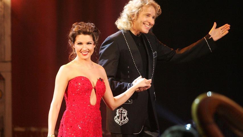 ...die Opern-Diva Anna Netrebko,...