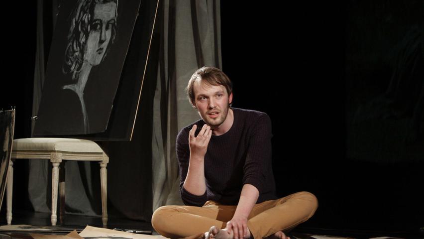 Janco Lamprecht spielt Goethes