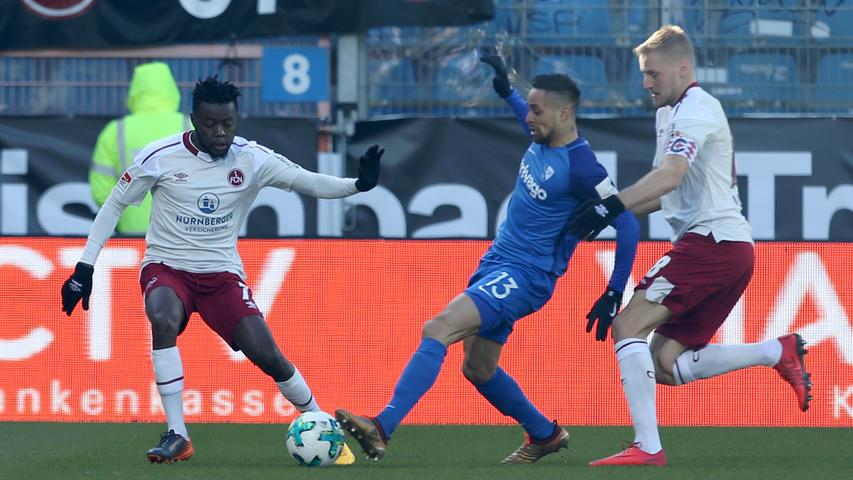 Trotz Nullnummer in Bochum: Club baut Tabellenführung aus