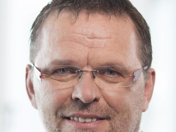 Roland Edel, Technik-Chef weltweit der Siemens-Sparte Mobility. Foto: Siemens