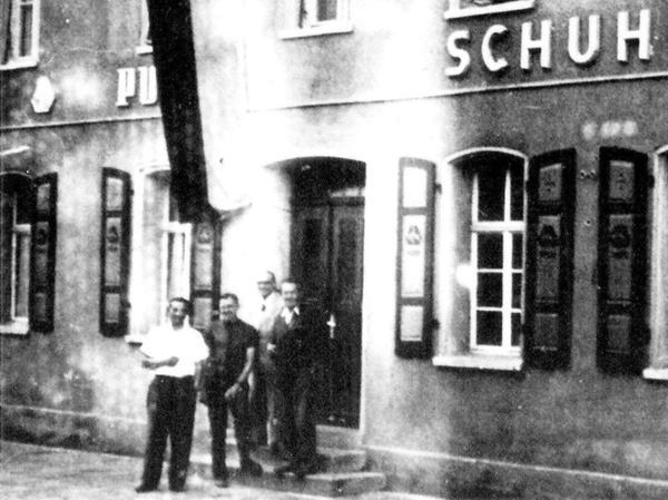 In der Würzburger Straße in Herzogenaurach begann die Historie von Puma. Wikipedia hat nun für Verwirrung über den Gründungstag gesorgt.