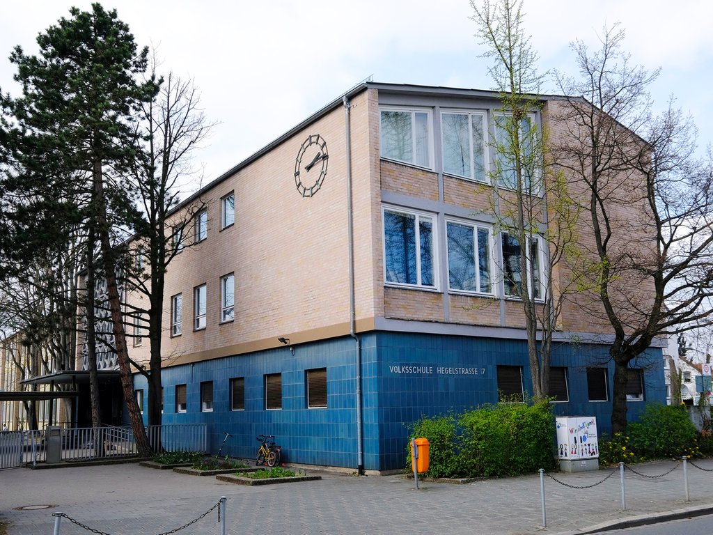 Friedrich-Hegel-Grundschule Nürnberg