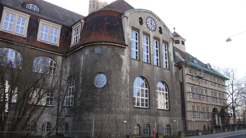 Die Georg-Paul-Amberger-Schule liegt im Süden Nürnbergs. Sie blickt schon auf eine über 100-jährige Geschichte zurück, macht mit beim Projekt