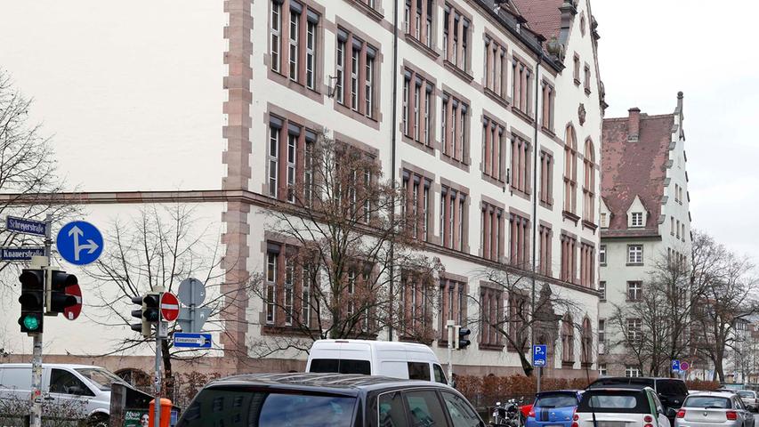 Die Knauerschule ist eine Grundschule im Stadtteil Gostenhof.  Zur Homepage der Knauerschule.