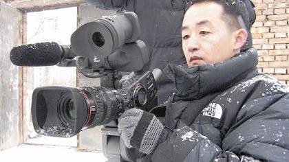 Vor Ort zu Gast: Der renommierte Regisseur Huang Wenhai ist mit drei seiner Arbeiten beim Chinesischen Filmfestival in Erlangen vertreten.