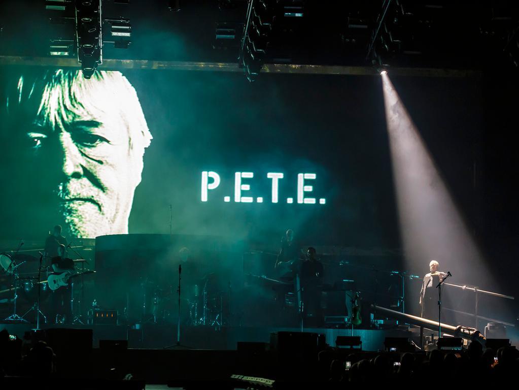 RESSORT: HA Feuilleton..FOTO: HvD..MOTIV: Santiano-Konzert in der fast ausverkauften Nürnberger Eisarena, 15. März 2018