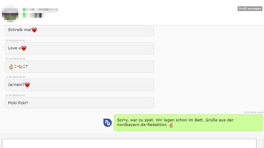 Zuschriften unserer Whatsapp-Nutzer