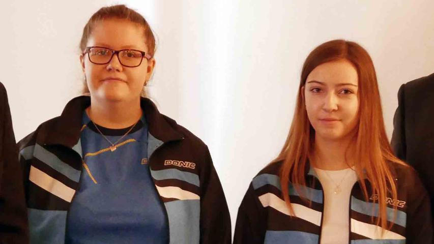 Antonia Heimpel und Eileen Lande siegten an den