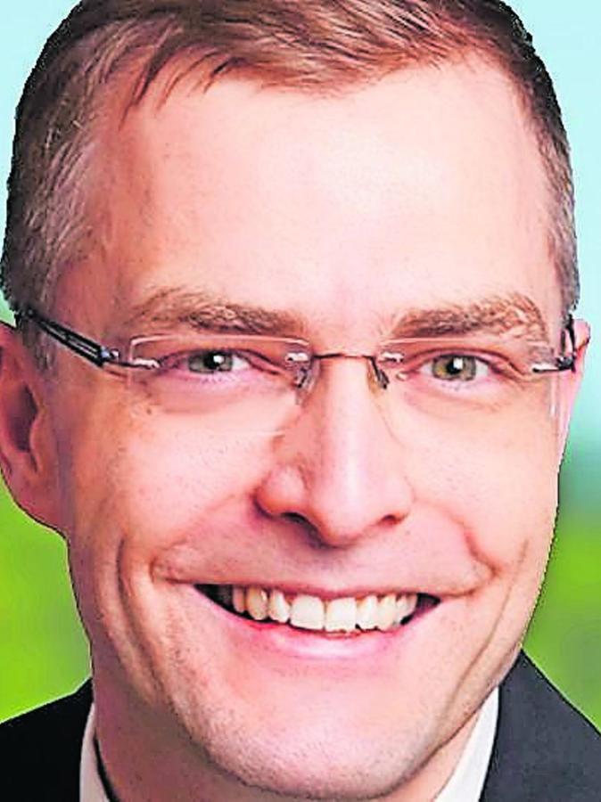 Soll Nachfolger Messings werden: Michael Dibowski.