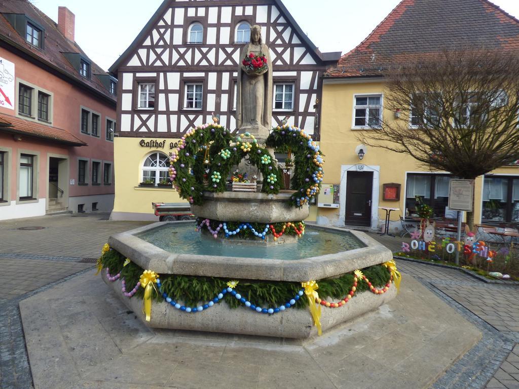 Osterbrunnen Pottenstein 2018