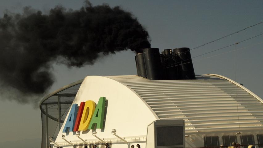Kreuzfahrten: Vom Umweltsünder zum sauberen Schiff