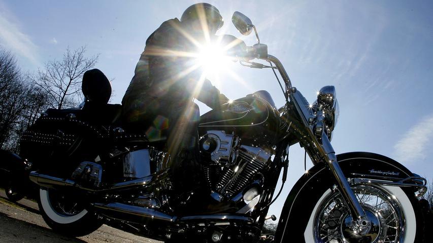 Polizei rät: Mit diesen Tipps schützen sich Motorradfahrer vor Unfällen
