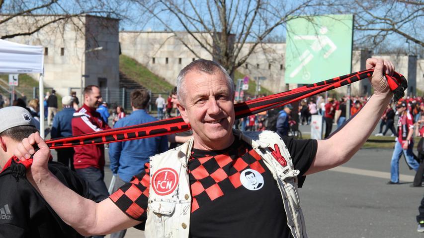 Nach dem Gegentreffer, sei der Club in alte Muster verfallen, meint Walter Miltenberger (58). Das Team habe viel Glück gehabt.