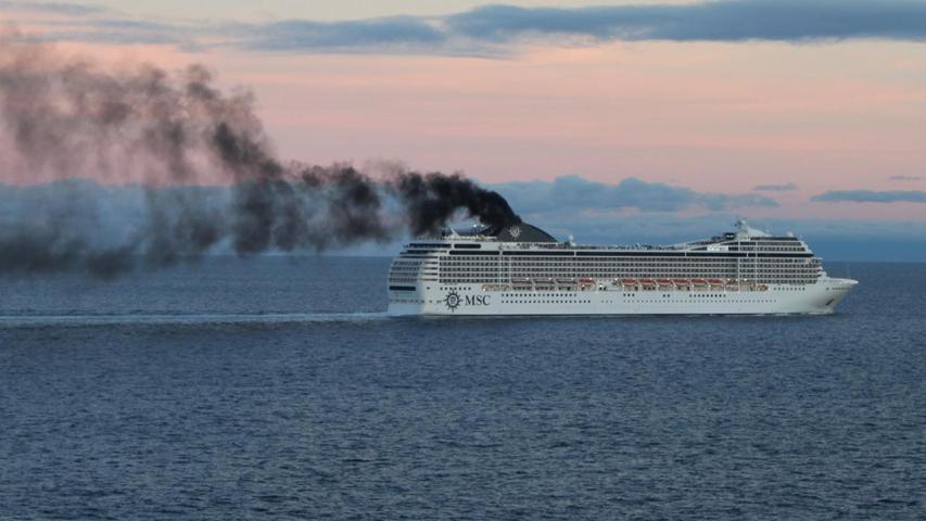 Kreuzfahrtschiffe: Vom Umweltsünder zum Saubermann