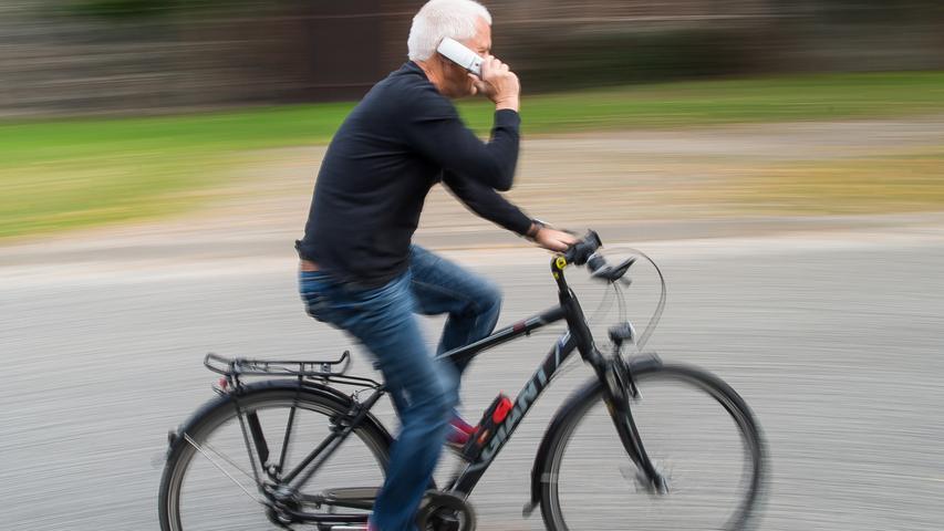 Diese Vergehen beim Fahrradfahren können richtig teuer werden