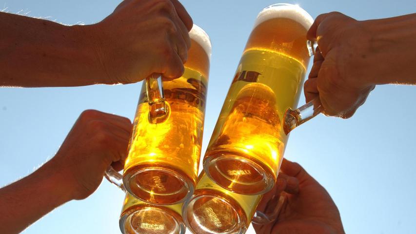1925 existiert in Nürnberg keine der um 1800 noch arbeitenden Brauereien mehr, die fünf existierenden Brauhäuser sind Neugründungen.