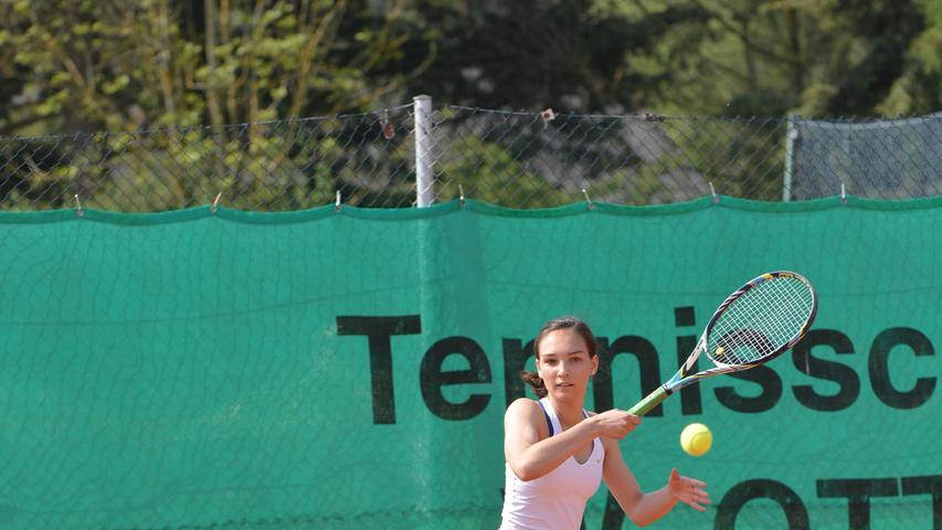 Neumarkt Open: Sonnige Tennistage beim ASV