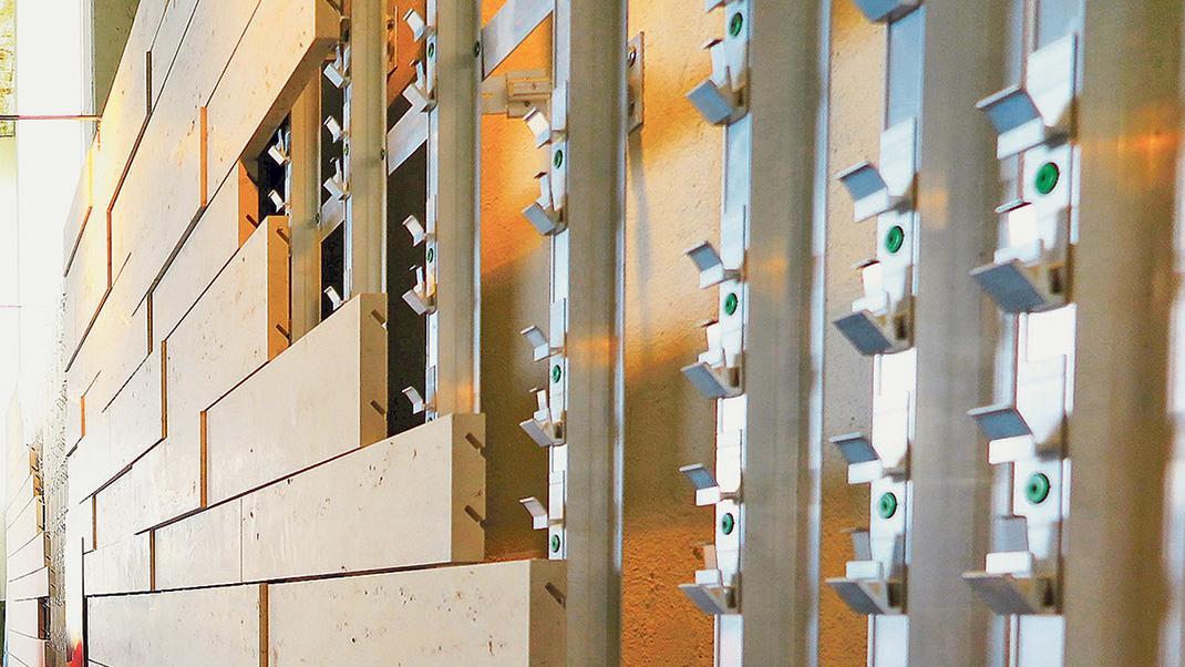 Ob Wolkenkratzer in New York oder Yachtclub in Monaco: Naturstein aus Altmühlfranken ziert viele bekannte Gebäude. Geplant wird mittlerweile