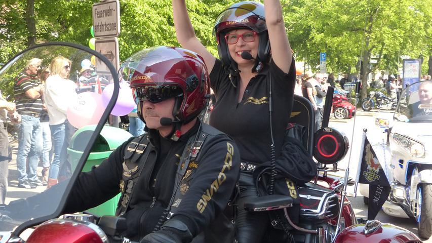 Motorradfahren für den guten Zweck: Der 24. Toy Run