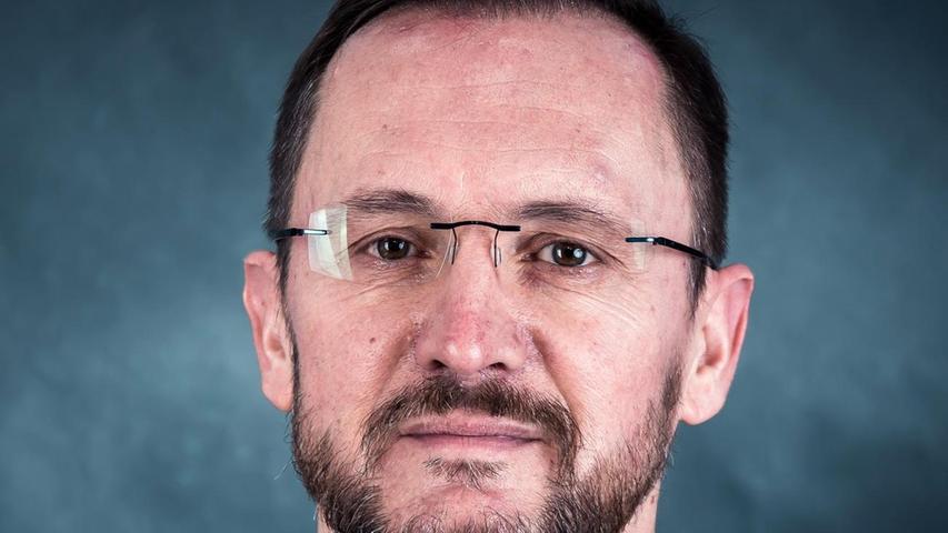 Andreas Pfeil wird neuer Chef im Tiefbauamt in Erlangen.