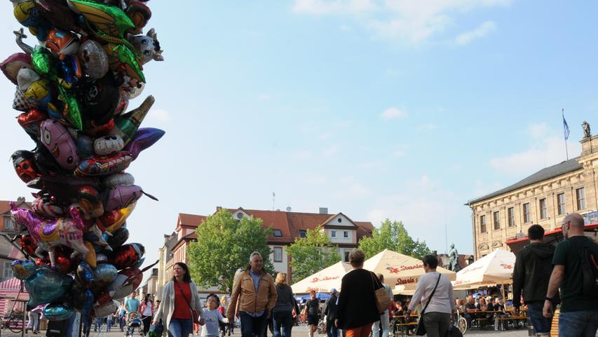 Shopping und mehr! Die 10. Sternennacht in Erlangen