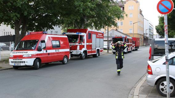 Nürnberg Feuerwehreinsatz