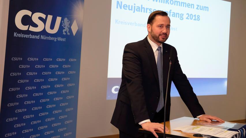 Jochen Kohler von der CSU konnte in seinem Stimmkreis Nürnberg-West fast doppelt so viele Stimmen wie seine größte Konkurrentin, Verena Osgyan von den Grünen, einheimsen. Damit zieht der Bauingenieur direkt in den Landtag ein.