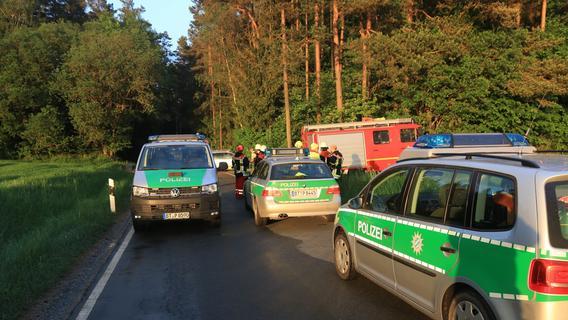 Schwerstverletzt: 18-jähriger Autofahrer prallt gegen Baum