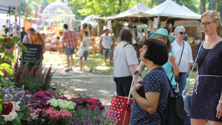 Gartenschau In Pommersfelden Lust Statt Faszination Pommersfelden Nordbayern De