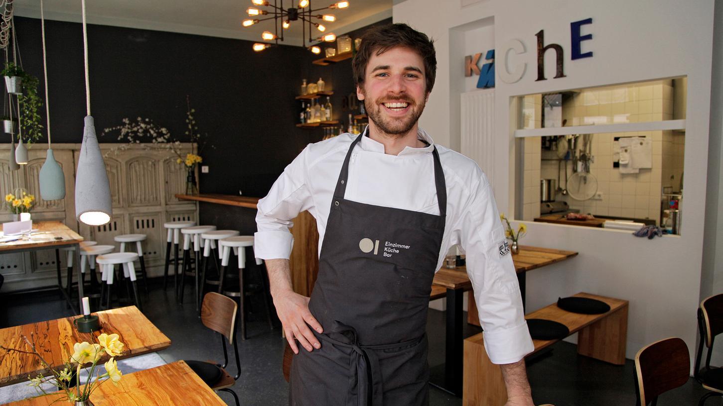 Nürnberg: Tims neues Restaurant \