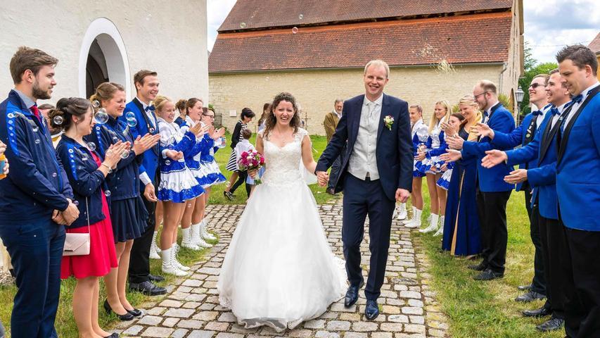 Veronika Riedl und Markus Mehringer
