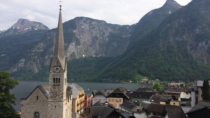 Hohe Berge und tiefe Einblicke im Dachstein-Salzkammergut