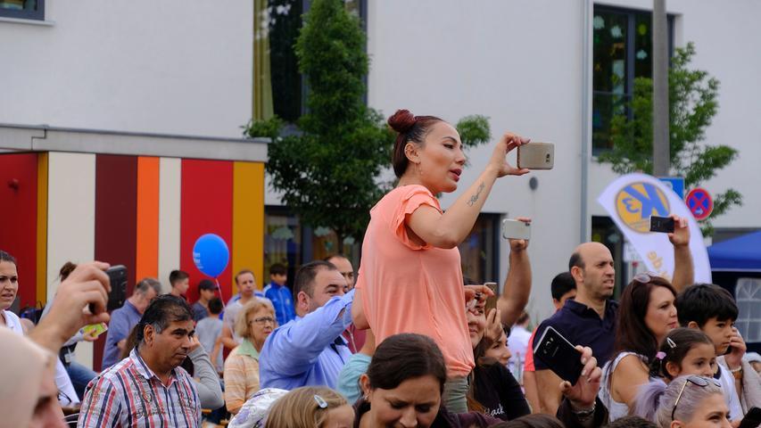 Stadtanzeiger..Foto: Guenter Distler..Motiv: 10.Muggeley-Stadtteilfest
