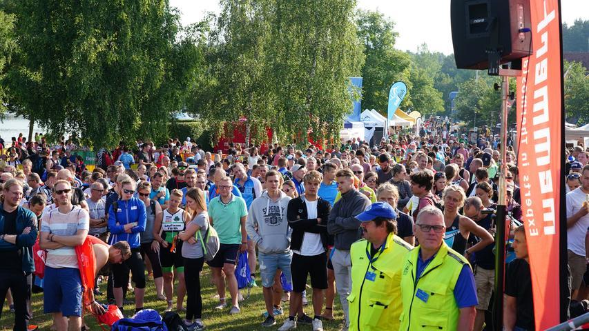 Foto : Salvatore Giurdanella (giu) / 17.06.2018 / wirecenter am..motiv : 30. Memmert Rothsee Triathlon ..Sonntag ......Rothseetriathlon2018