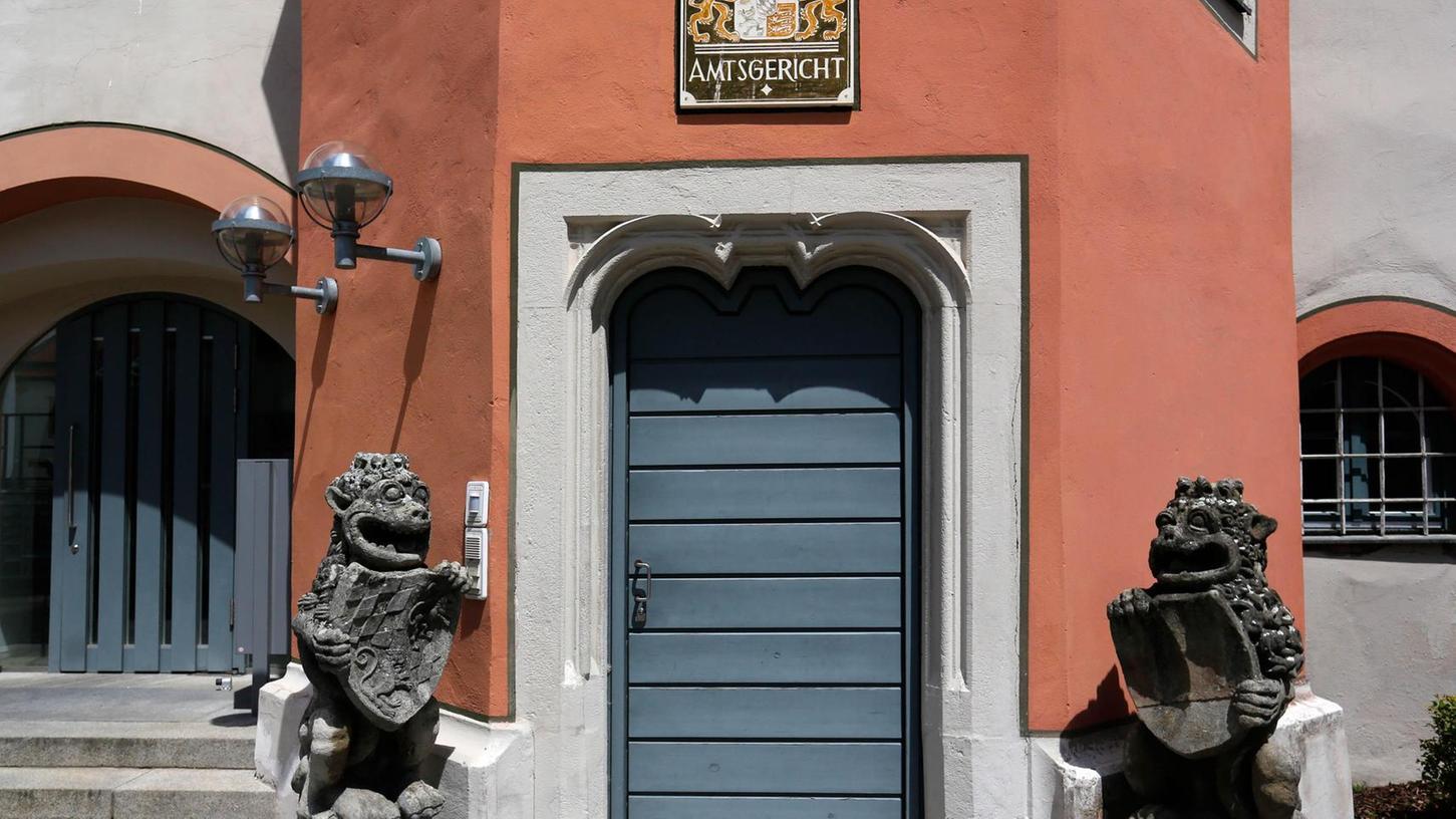 Das Amtsgericht Neumarkt.